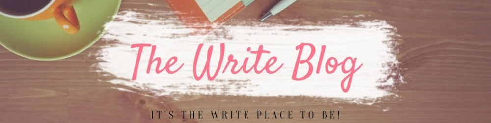 The Write Blog
